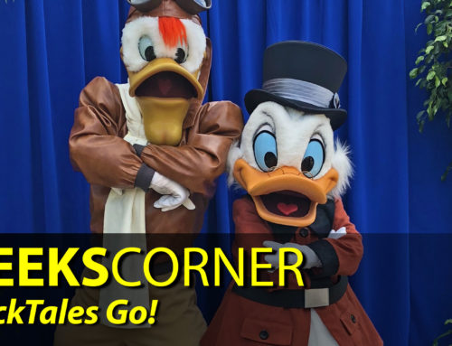 DuckTales Go! – GEEKS CORNER – Episode 833