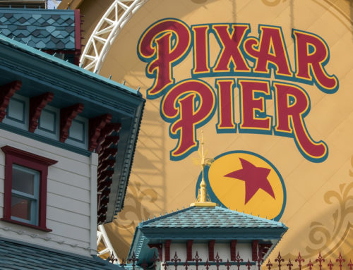 Hold on to Your Super Suits! Disneyland Resort Debuts the Thrilling Incredicoaster as Pixar Pier Opens June 23 at Disney California Adventure Park
