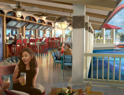 Disneyland Resort Serves Food and Beverage with a Pixar Twist and a Dash of Character at Newly Reimagined Pixar Pier