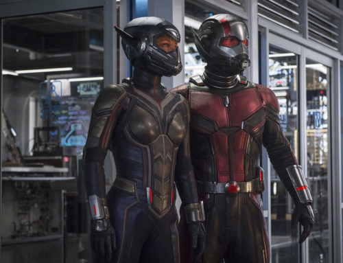 Ant-Man and the Wasp Sneak Peek Coming to Disneyland!