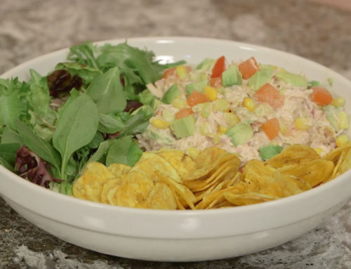 Geek Eats Disney Recipe: Chicken & Avocado Salad at Disney Vacation Club Villas