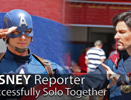 Successfully Solo Together – DISNEY Reporter