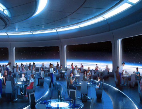 Epcot's Future World to Be Home of Space-Themed Restaurant