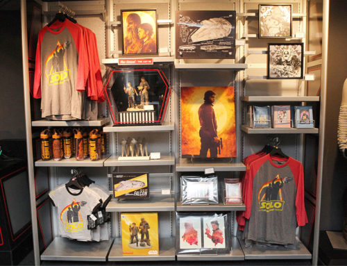 We've Got A Good Feeling About This New Disney-Parks Exclusive Merchandise for Solo: A Star Wars Story