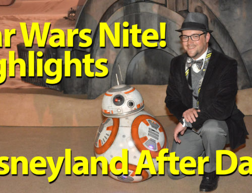 The Force is Strong With Star Wars Nite at Disneyland After Dark