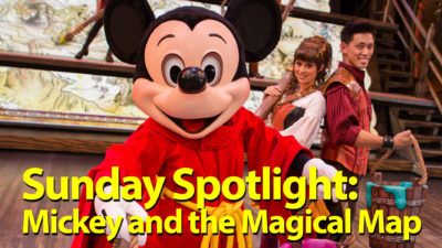 Sunday Spotlight: Mickey and the Magical Map