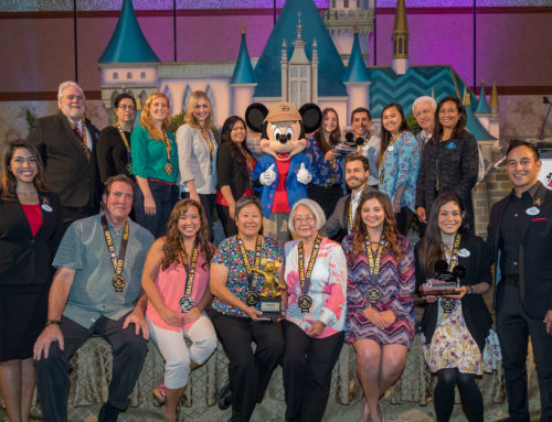 Disney VoluntEARS Program Marks 35 Years at Disneyland Resort
