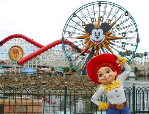 Disneyland Resort Prepares for Upcoming Opening of Pixar Pier! – Photo Report