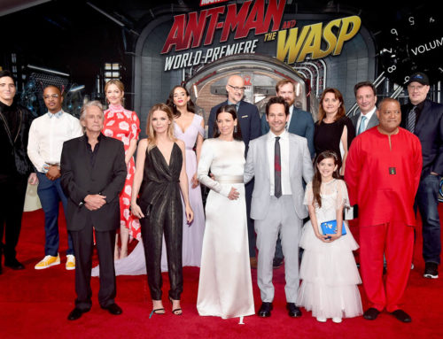 Photo Report: Ant-Man and the Wasp World Premiere and Press Junket