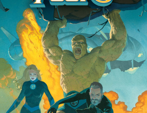 Marvel Comics News Digest Featuring Fantastic Four Relaunch