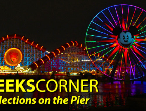 Reflections on the Pier – GEEKS CORNER – Episode 839