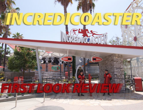 Incredicoaster Brings Incredibles to Disney California Adventure in an Exciting Way