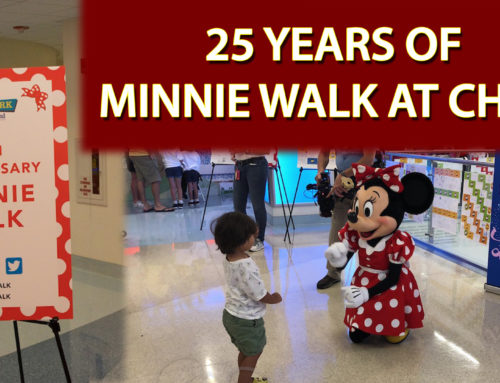 See How the Minnie Walk Has Brought Smiles to Kids at CHOC For 25 Years