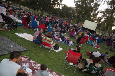 Movie Nights in Anaheim Courtesy of the Disneyland Resort