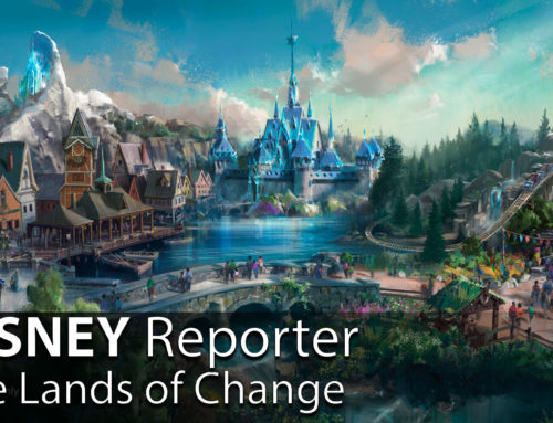 The Lands of Change – DISNEY Reporter