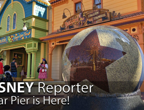Pixar Pier is Here! – DISNEY Reporter