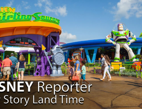 Toy Story Land Time – DISNEY Reporter