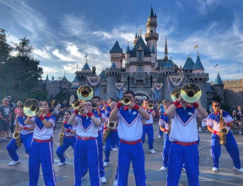 2018 Disneyland All-American College Band Kicks off Summer at the Disneyland Resort