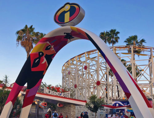 Pixar Friends Find Perfect Home at Disney California Adventure's Pixar Pier