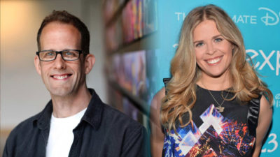 Pete Docter & Jennifer Lee