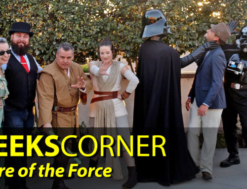 More of the Force – GEEKS CORNER – Episode 843