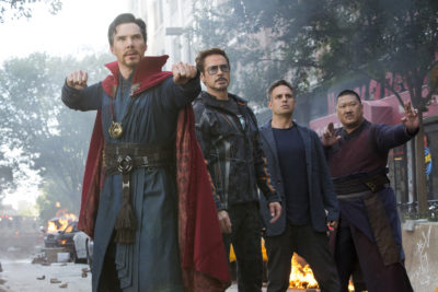 Marvel Studios' Avengers: Infinity War Available Digitally on July 31 and on Blu-Ray August 14
