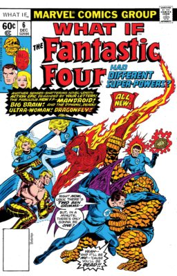 Marvel Comics News Digest Featuring Classic What If?