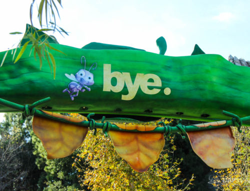 a bug's land To Say Final Goodbye September 4th to Make Way for Super Hero-Themed Land