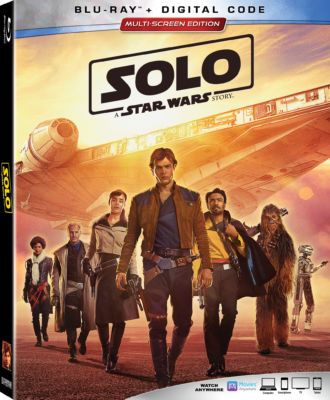 Solo: A Star Wars Story - Box Art