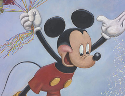 D23 Celebrates 90 Years of Mickey Mouse in Fall Issue of Disney twenty-three