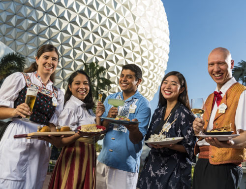 GEEK EATS: Food Guide for the 2018 Epcot International Food & Wine Festival For a Successful Eating Experience!