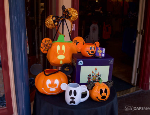 New Happy Haunts Arrive at the Disneyland Resort in the Form of This Year's Halloween Merchandise