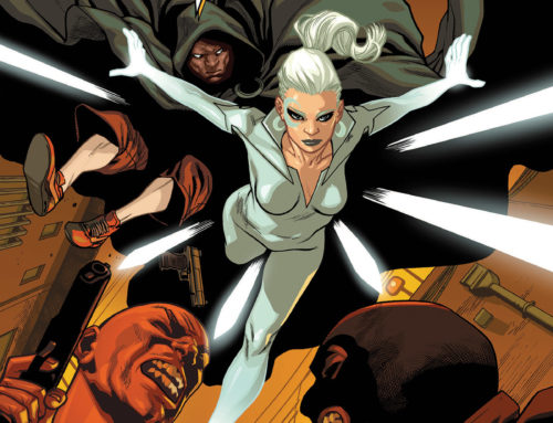 Marvel Comics News Digest Featuring Cloak and Dagger