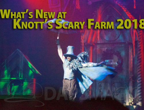 New Mazes, Scare Zones, and Shows Announced for Guests to Experience at 2018 Knott's Scary Farm