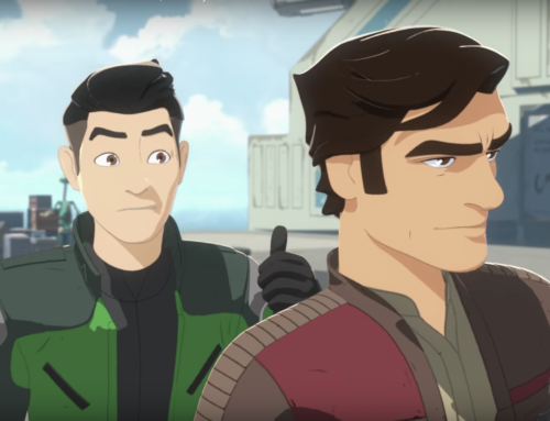 Poe Dameron and BB-8 are Joined by New Character Kazuda Xiono in First Star Wars: Resistance Trailer
