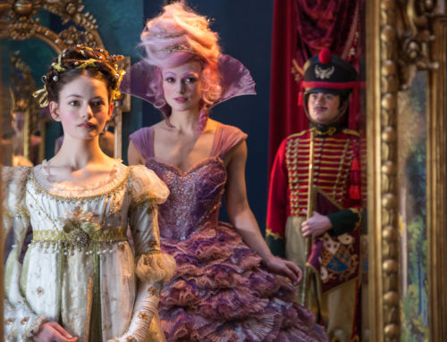 Disney Releases New Images and Poster for Upcoming The Nutcracker and the Four Realms