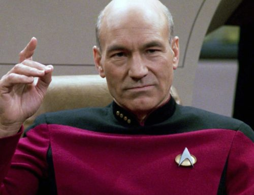 Patrick Stewart's Jean Luc Picard is Returning to Star Trek on CBS All Access