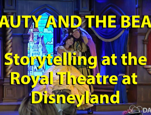 Sunday Spotlight: Beauty and the Beast Storytelling at Fantasy Faire