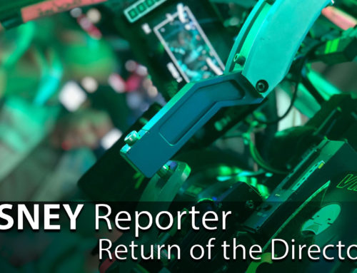 Return of the Director – DISNEY Reporter