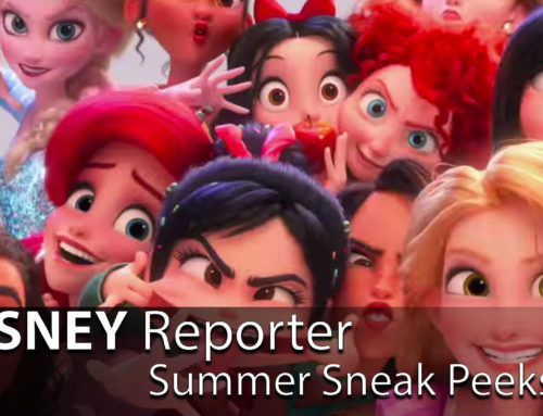 Summer Sneak Peeks – DISNEY Reporter
