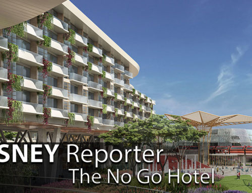 The No Go Hotel – DISNEY Reporter