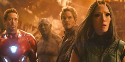 Celebrate the Triumphant Home Release of Avengers: Infinity War on Blu-Ray with this Gag Reel