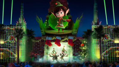 2018 Jingle Bell, Jingle Bam! Dessert Party at Disney's Hollywood Studios Offers Seasonal Presents for the Palette With Sweet Treats!
