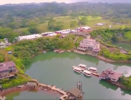 Disney Showcases Huge Jungle Cruise Set in This New Video With Dwayne 'The Rock' Johnson