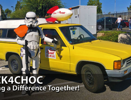 2018 ROCK4CHOC Continues to Raise Support for Children's Hospital of Orange County Ahead of CHOC Walk in the Park!