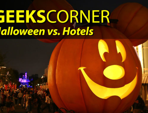 Halloween vs. Hotels – GEEKS CORNER – Episode 850