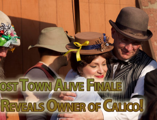 New Owner of Calico Revealed at Ghost Town Alive 2018 Finale at Knott's Berry Farm