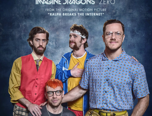 Get Ready for Ralph Breaks the Internet with Imagine Dragons Single for the End-Credits Song
