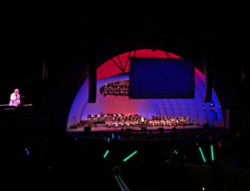 Maestro John Williams Celebrates 40 Years Since Making Conducting Debut at the Hollywood Bowl