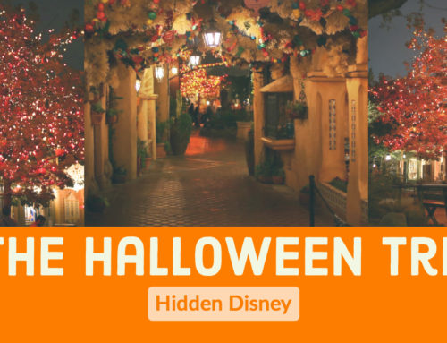 The Halloween Tree: Hidden Disney